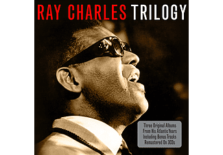 Ray Charles - Trilogy (CD)