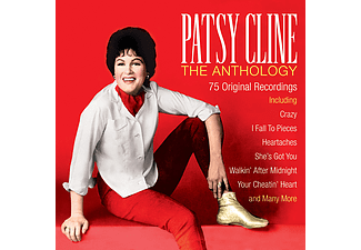 Patsy Cline - The Anthology (CD)