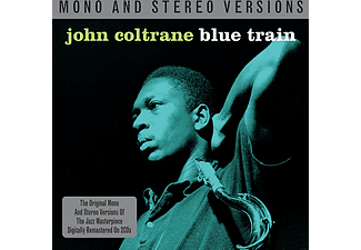John Coltrane - Blue Train - Mono And Stereo Versions (CD)