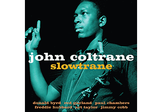 John Coltrane - Slowtrane (CD)