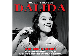 Dalida - The Very Best Of (CD)