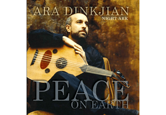 JET PLAK Ara Dinkjian / Peace On Earth CD