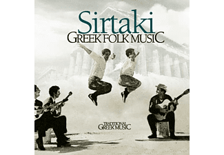 JET PLAK Sirtaki Greek Folk Muzik CD