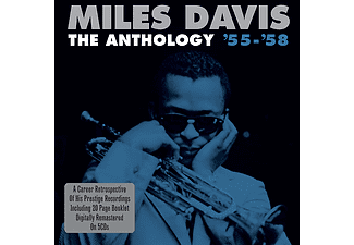 Miles Davis - The Anthology '55-'58 (CD)