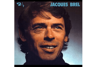 JET PLAK Best Of The Best Jacques Brel CD