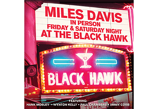 Miles Davis - Friday & Saturday Nights At The Black Hawk (CD)