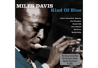 Miles Davis - Kind Of Blue (CD)