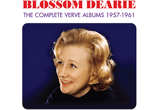 Blossom Dearie - The Complete Verve Albums 1957-1961 (CD)