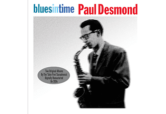 Paul Desmond - Blues In Time (CD)