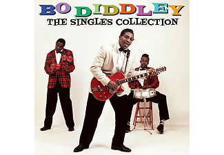 Bo Diddley - The Singles Collection (CD)