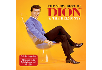The Belmonts - The Very Best Of Dion & The Belmonts (CD)