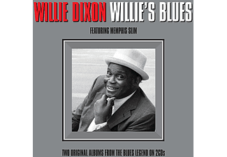 Willie (Dee) Dixon - Willie's Blues (CD)