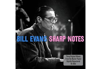 Bill Evans - Sharp Notes (CD)