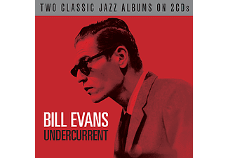 Bill Evans - Undercurrent (CD)