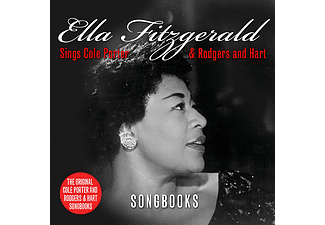 Ella Fitzgerald - Sings Cole Porter And Rodgers & Hart - Songbooks (CD)