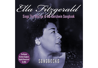 Ella Fitzgerald - Sings The George & Ira Gershwin Songbook (CD)