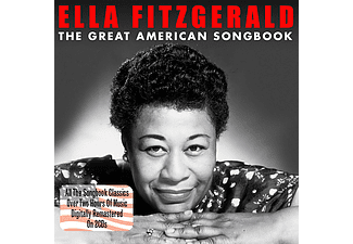 Ella Fitzgerald - The Great American Songbook - 2 lemezes (CD)