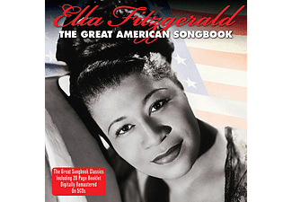 Ella Fitzgerald - The Great American Songbook (CD)