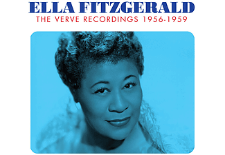 Ella Fitzgerald - Verve Recordings (CD)