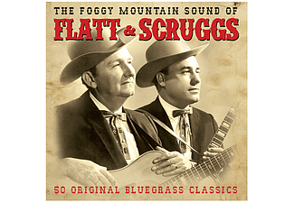 Flatt & Scruggs - Foggy Mountain Sound (CD)