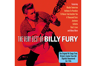 Billy Fury - The Very Best Of Billy Fury (CD)