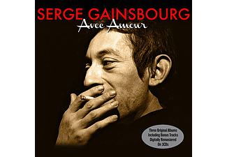 Serge Gainsbourg - Avec Amour (CD)