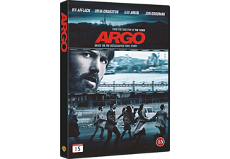 Argo Thriller DVD