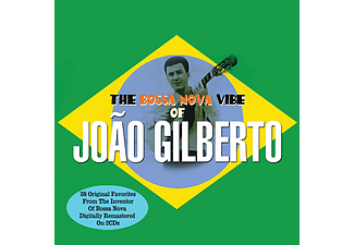 Joao Gilberto - Bossa Nova Vibe Of Joao Gilberto (CD)