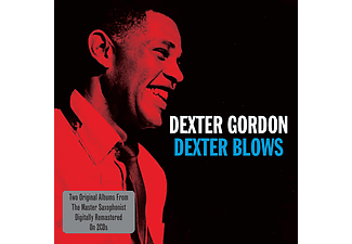 Dexter Gordon - Dexter Blows (CD)
