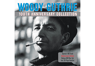 Woody Guthrie - 100th Anniversary Collection (CD)
