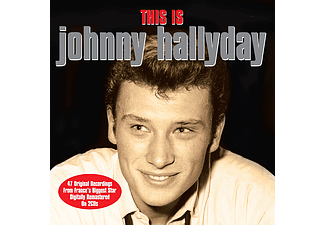 Johnny Hallyday - This Is Johnny Hallyday (CD)