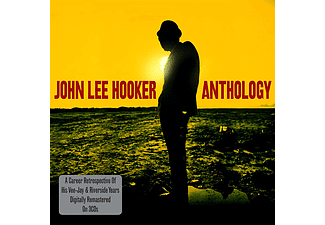 John Lee Hooker - The Anthology (Box-Set) (CD)