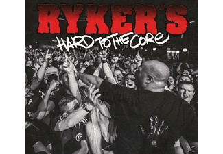 Ryker's - Hard To The Core - (CD)