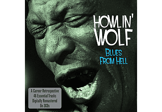 Howlin' Wolf - Blues From Hell (CD)