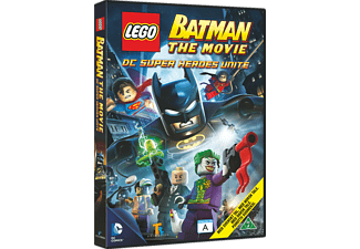 Lego Batman: The Movie Animation / Tecknat DVD