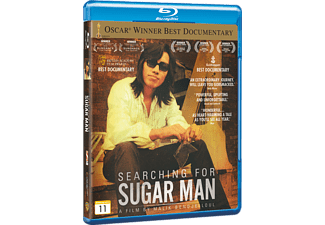 Searching For Sugar Man Dokumentär Blu-ray