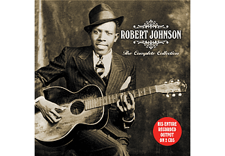 Robert Johnson - The Complete Collection (CD)
