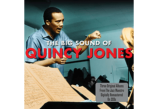Quincy Jones - The Big Sound Of Quincy Jones (CD)