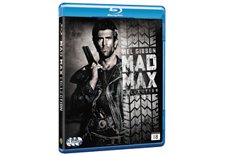 Mad Max Collection Action Blu-ray