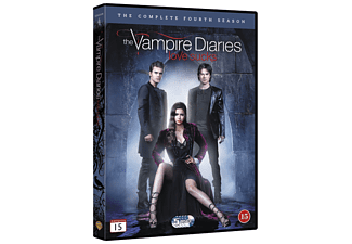 The Vampire Diaries S4 Drama DVD