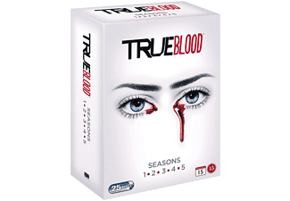 True Blood S1-5 Drama DVD