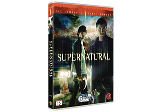 Supernatural S1 Science Fiction DVD