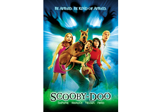 Scooby-Doo The Movie Familj DVD