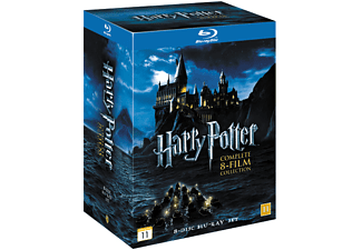 Harry Potter 1-7 Box Blu-ray