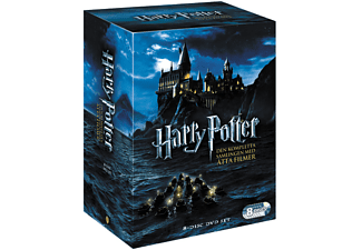 Harry Potter 1-7 Box Äventyr DVD