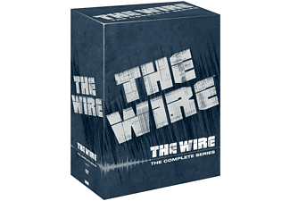 The Wire Complete Collection DVD