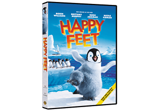 Happy Feet Animation / Tecknat DVD