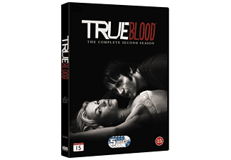 True Blood S2 Drama DVD