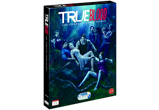 True Blood S3 Drama DVD