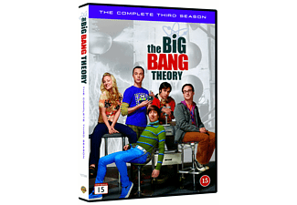 Big Bang Theory S3 Komedi DVD